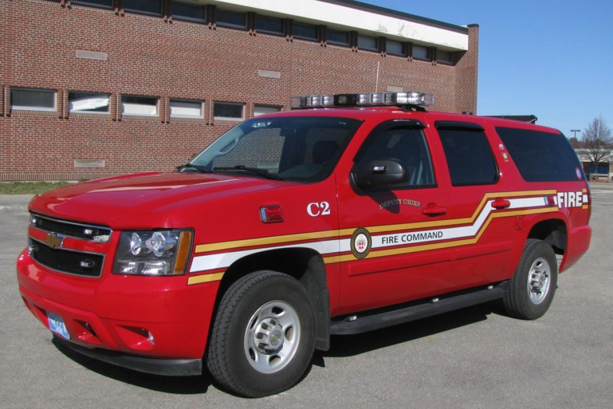 Car - 2, Deputy Chief